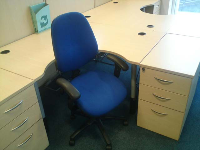 image showing You spend a lot of time in your office chair so make the most of value for money by buying top quality at low prices
